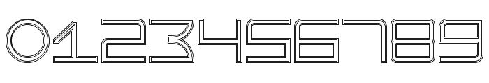 BeastModeDoubleline Font OTHER CHARS