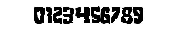 Beastian Regular Font OTHER CHARS