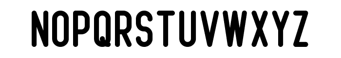 Beatster Demo Font LOWERCASE