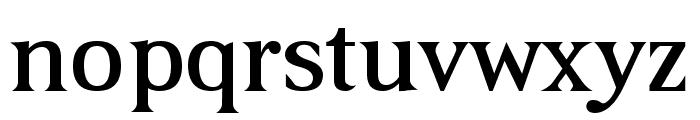 Beau-Regular Font LOWERCASE