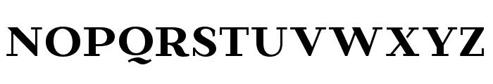 BeaumarisDemo-Regular Font UPPERCASE