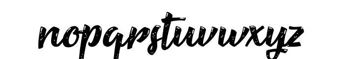 Beautiful Fascination Font LOWERCASE