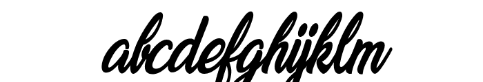 Beautiful Lovers Personal Use  Font LOWERCASE