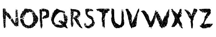 BeautifulFuture Font UPPERCASE