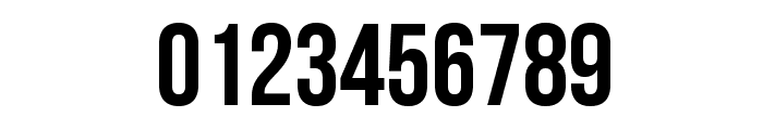 BebasNeueBold Font OTHER CHARS