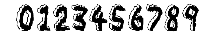 Bedrock Font OTHER CHARS