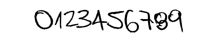 Bedspread Assassin Font OTHER CHARS