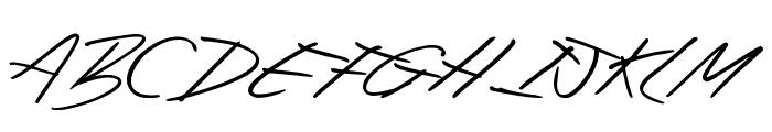 Beep Beep Font UPPERCASE