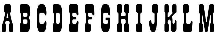Beeper Font LOWERCASE
