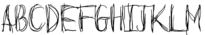 Before I Fall Demo Font LOWERCASE