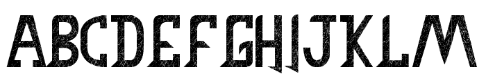 Before and afther Bold Font UPPERCASE