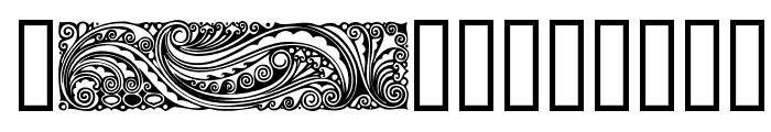 Behrens Antiqua Initialen Regular Font OTHER CHARS