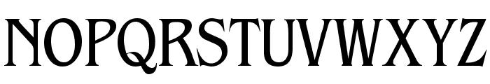 BeinetCondensed Normal Font UPPERCASE