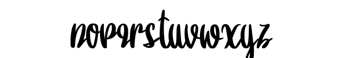 Beleriand Font LOWERCASE