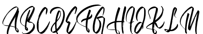 Belgedes Font UPPERCASE