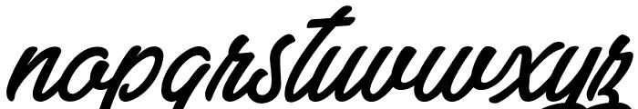 Bella Fashion Personal Use  Font LOWERCASE