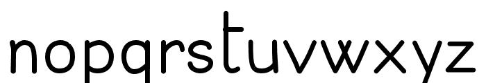 Belle Allure Script 3i Gros Font LOWERCASE