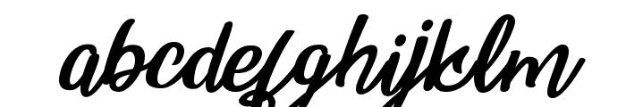 Belle et Belle Personal Use Font LOWERCASE