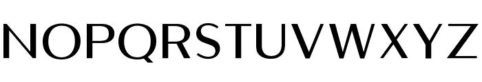 Bellet Regular Font UPPERCASE
