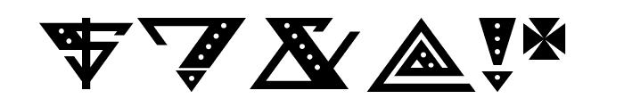BellhopNF Font OTHER CHARS