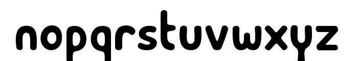 Belligan Font LOWERCASE