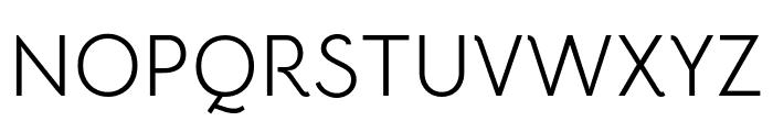 Bellota Text Regular Font UPPERCASE