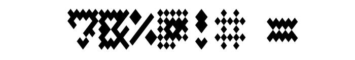 BellowsAL Font OTHER CHARS