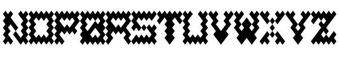 BellowsAL Font UPPERCASE