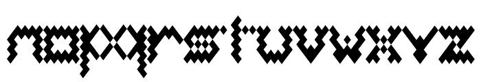 BellowsAL Font LOWERCASE