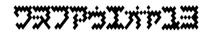 BellowsKT Font OTHER CHARS