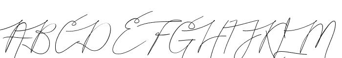 BellyaVaky Font UPPERCASE