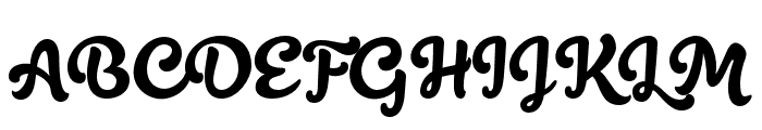 Belmonte Font UPPERCASE