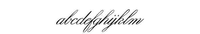 Belphebe Font LOWERCASE