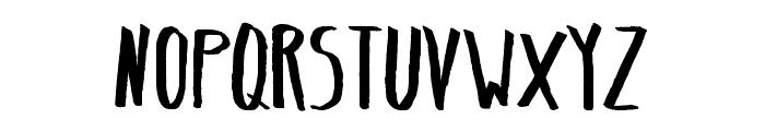 Belta Bold Font UPPERCASE