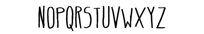 Belta Regular Font LOWERCASE