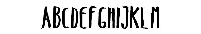 BeltaBold Font LOWERCASE