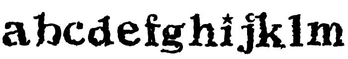 Beltane Font LOWERCASE