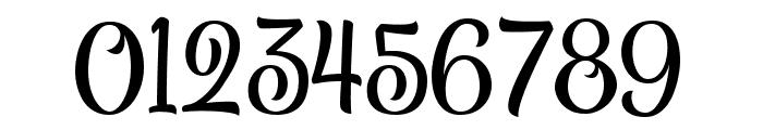 BelymonScriptDEMO Font OTHER CHARS