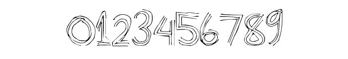 BenderLines Font OTHER CHARS