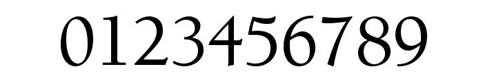 BensonOldStyleOpti-Medium Font OTHER CHARS