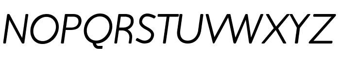 Beo Bold Italic Font UPPERCASE