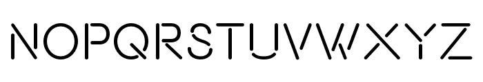 Beon-Medium Font UPPERCASE