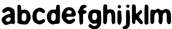 Beppofet Font LOWERCASE
