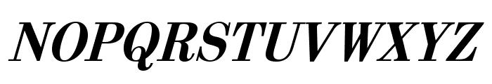 Berenis ADF Pro Bold Italic Font UPPERCASE