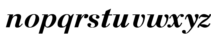 Berenis ADF Pro Bold Italic Font LOWERCASE