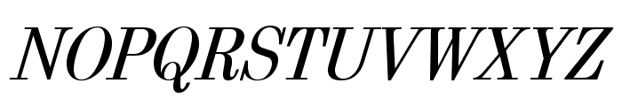 Berenis ADF Pro Italic Font UPPERCASE