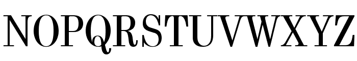Berenis ADF Pro Regular Font UPPERCASE