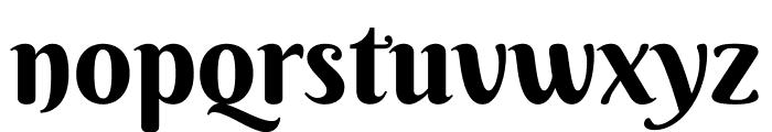Berkshire Swash Regular Font LOWERCASE