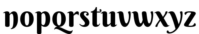 BerkshireSwash-Regular Font LOWERCASE