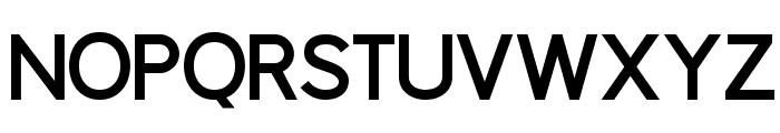 Berlin Bold Font UPPERCASE